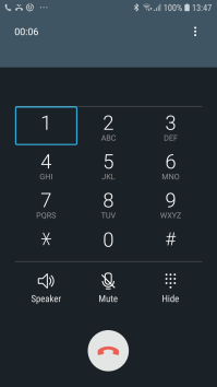Image of number pad