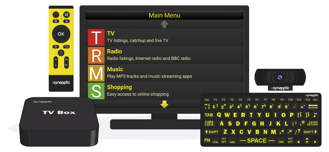 Image of Synapptic TV Box